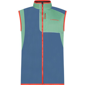 La Sportiva Latitude Vest Men, opal/grass green